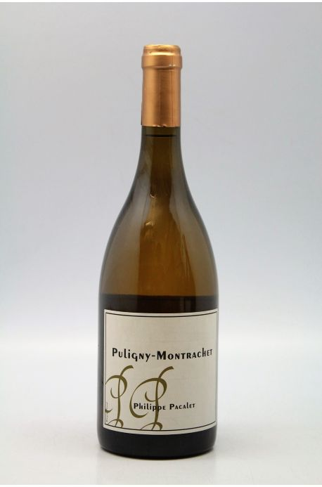 Philippe Pacalet Puligny Montrachet 2004