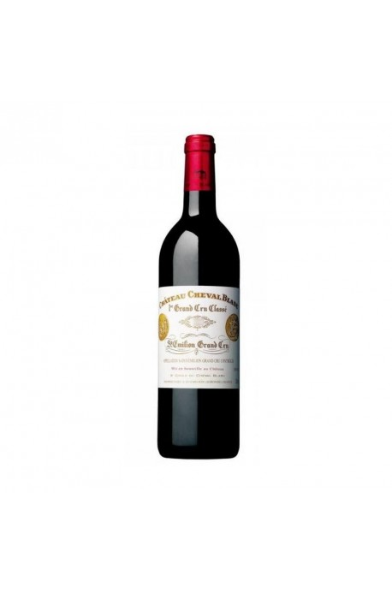 Cheval Blanc 1985