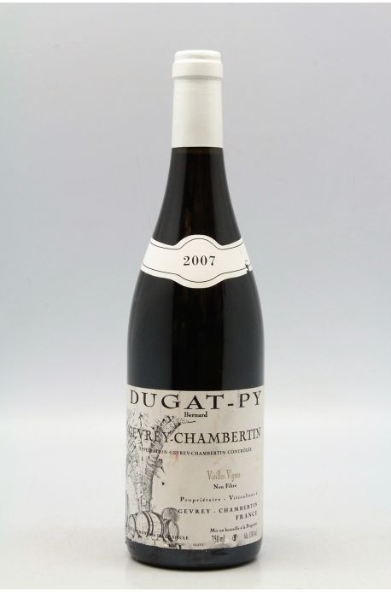 Dugat Py Gevrey Chambertin Vieilles Vignes 2007