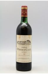 Pontet Canet 1982 -10% DISCOUNT !