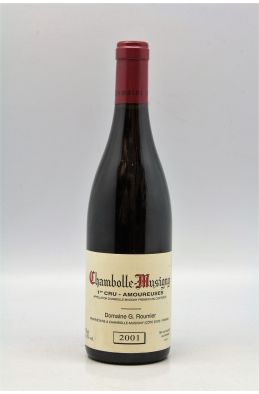 Georges Roumier Chambolle Musigny 1er cru Les Amoureuses 2001