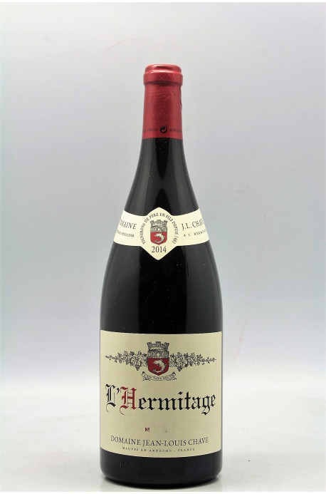 Jean Louis Chave Hermitage 2014 Magnum