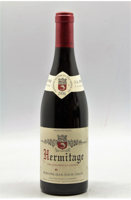 Jean Louis Chave Hermitage 2006