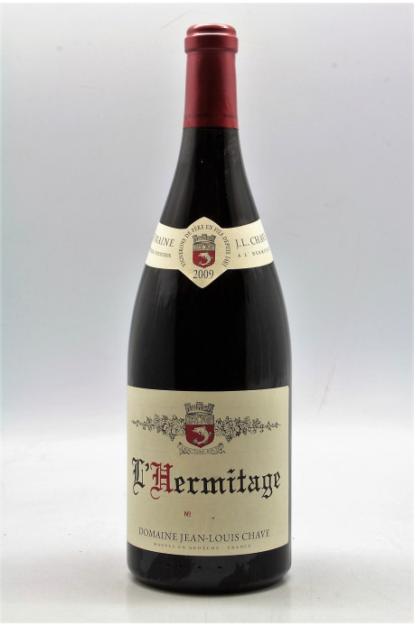 Jean Louis Chave Hermitage 2009 Magnum