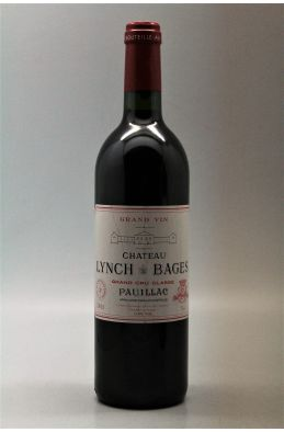 Lynch Bages 2001 - PROMO -5% !
