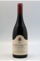 Robert Groffier Chambolle Musigny 1er Cru Les Amoureuses 2002