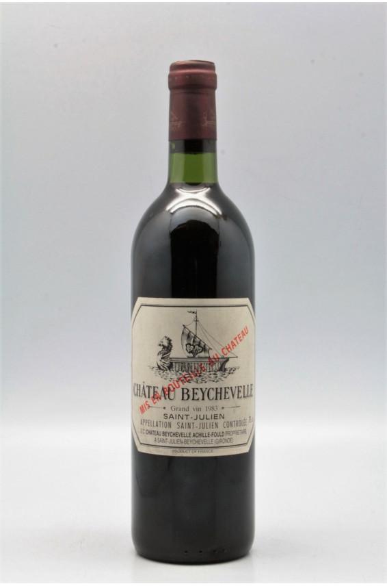 Beychevelle 1983