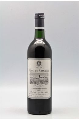 Clos du Clocher 1986