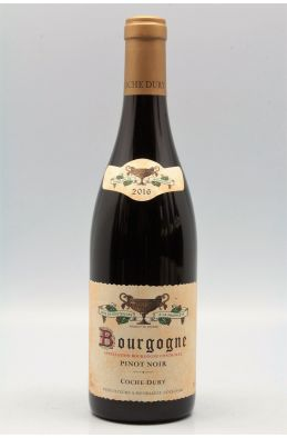 Coche Dury Bourgogne Rouge 2016