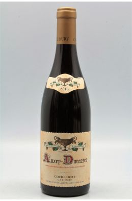Coche Dury Auxey Duresses 2016