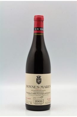 Comte Georges de Vogue Bonnes Mares 2009