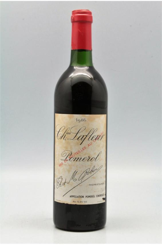 Lafleur 1986 - PROMO -5% !