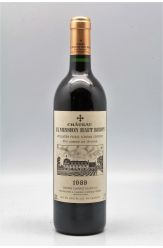 Mission Haut Brion 1989