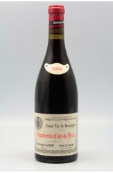 Dominique Laurent Chambertin Clos de Bèze 2005