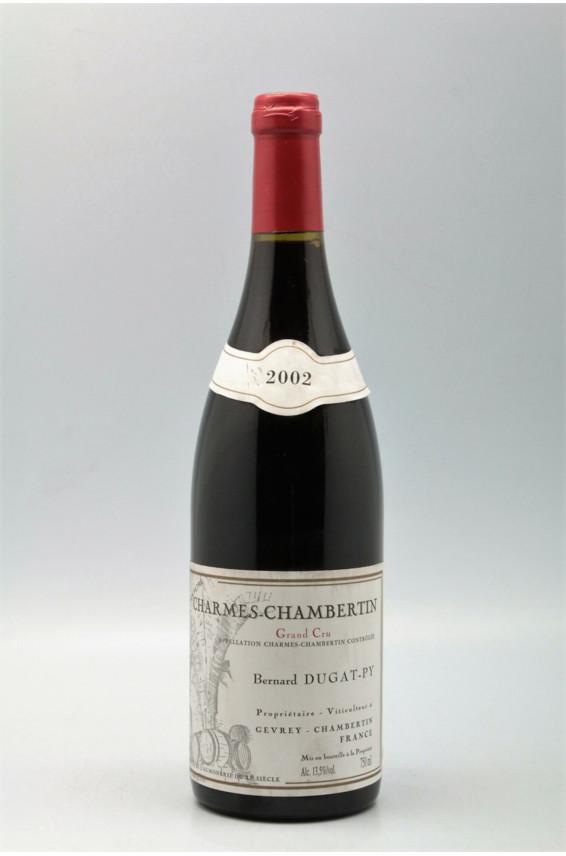 Dugat Py Charmes Chambertin 2002