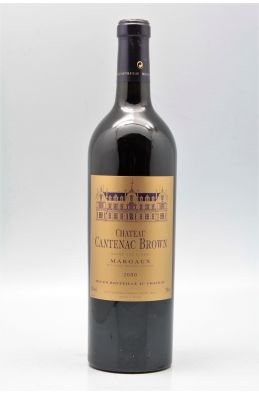 Cantenac Brown 2000