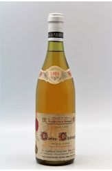 Dubreuil Fontaine Corton Charlemagne 1974