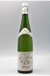 Josmeyer Alsace Riesling les Pierrets 1986