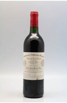 Cheval Blanc 1992 -5% DISCOUNT !