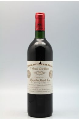 Cheval Blanc 1996 -5% DISCOUNT !