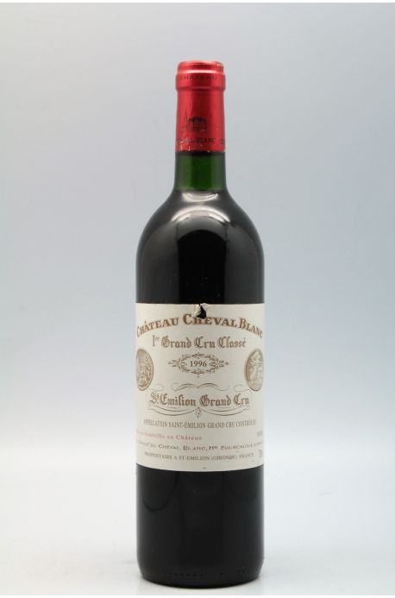 Cheval Blanc 1996 -5% DISCOUNT !