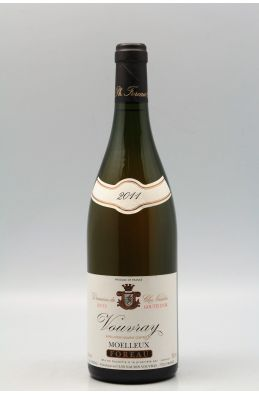 Foreau Vouvray Goutte d'Or Moelleux 2011