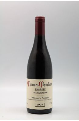 Georges Roumier Charmes Chambertin Aux Mazoyères 2005