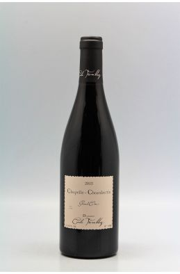 Cécile Tremblay Chapelle Chambertin 2013