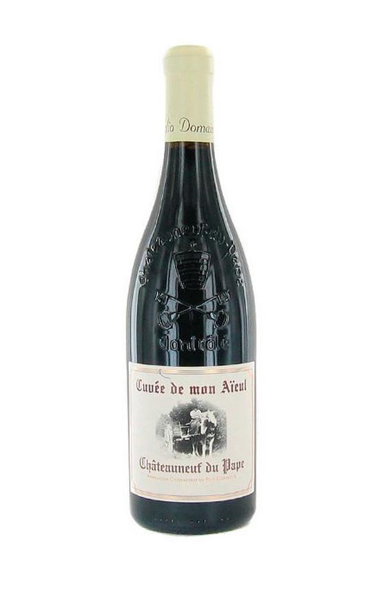 Usseglio Chateauneuf du Pape Cuvée de mon Aïeul 2003