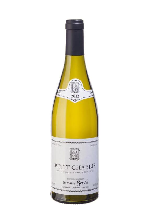 Servin Petit Chablis 2012
