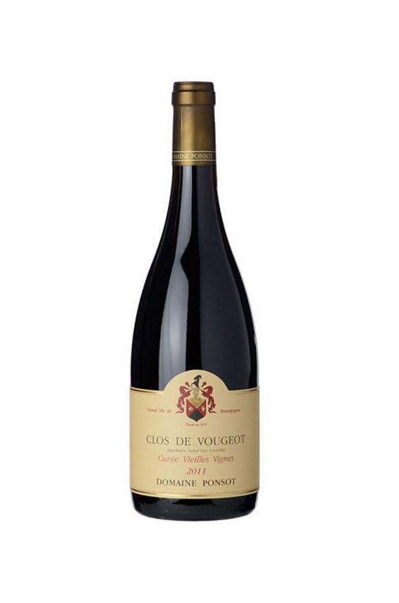Ponsot Clos Vougeot 2000