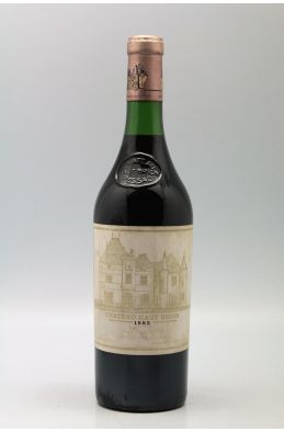 Haut Brion 1983 - PROMO -5% !