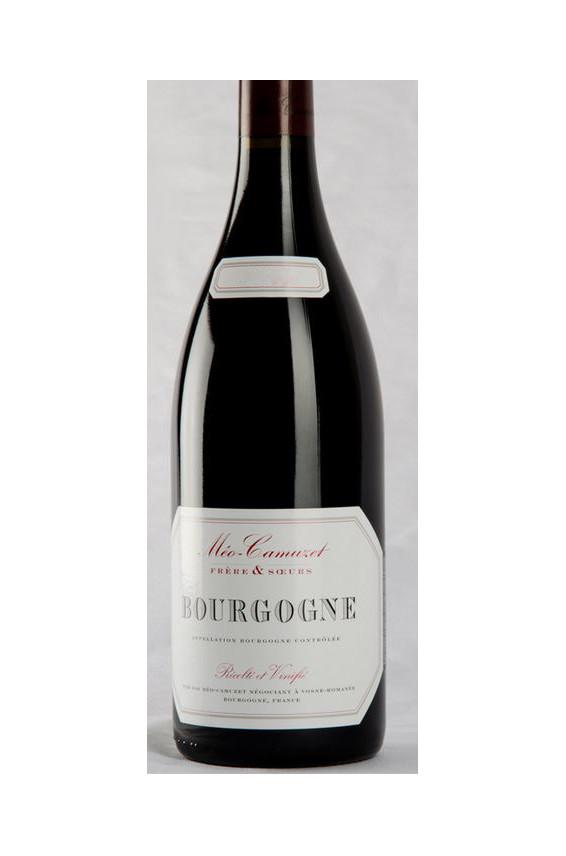 Méo Camuzet Bourgogne 2006 rouge