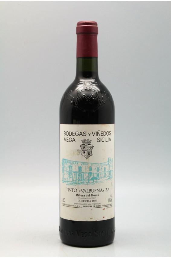 Vega Sicilia Valbuena 5° 1986