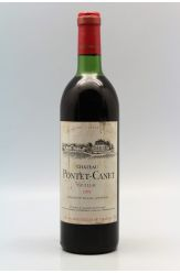 Pontet Canet 1979 -10% DISCOUNT !
