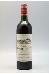 Pontet Canet 1985 -10% DISCOUNT !