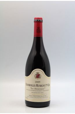Groffier Chambolle Musigny 1er cru Les Amoureuses 2009