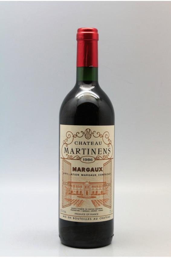 Martinens 1986