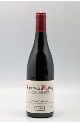 Georges Roumier Chambolle Musigny 1er cru Les Cras 2008
