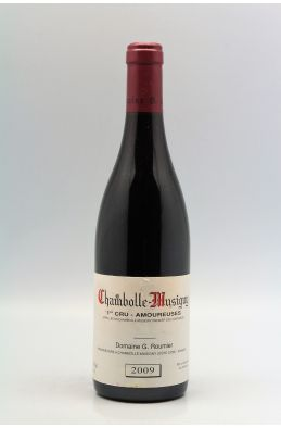 Georges Roumier Chambolle Musigny 1er cru Les Cras 2009 -5% DISCOUNT !
