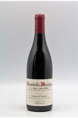 Georges Roumier Chambolle Musigny 1er cru Les Cras 2011 -5% DISCOUNT !