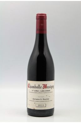 Georges Roumier Chambolle Musigny 1er cru Les Cras 2013 -5% DISCOUNT !
