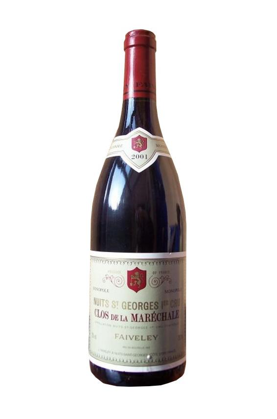 Faiveley Nuits Saint Georges Clos de la Maréchale 1999