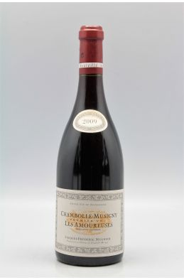 Jacques Frédéric Mugnier Chambolle Musigny 1er cru Les Amoureuses 2009