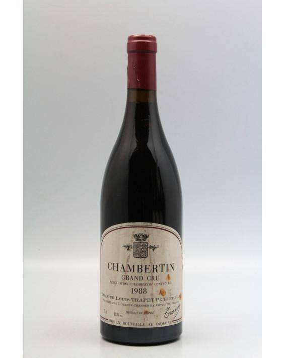Trapet Chambertin 1988