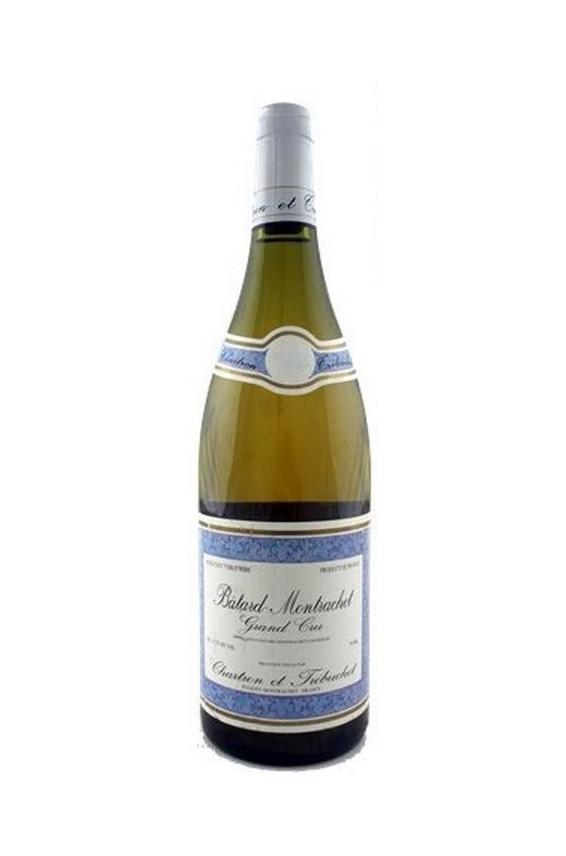 Chartron et Trebuchet Batard Montrachet 2000