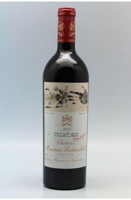 Mouton Rothschild 2005 -5% DISCOUNT !