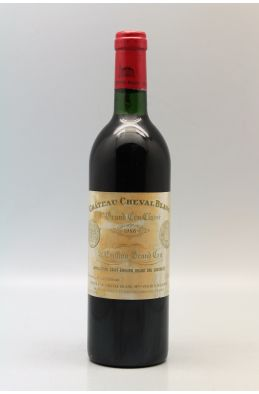 Cheval Blanc 1986 -10% DISCOUNT !