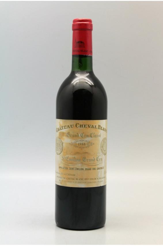 Cheval Blanc 1986 - PROMO -10% !