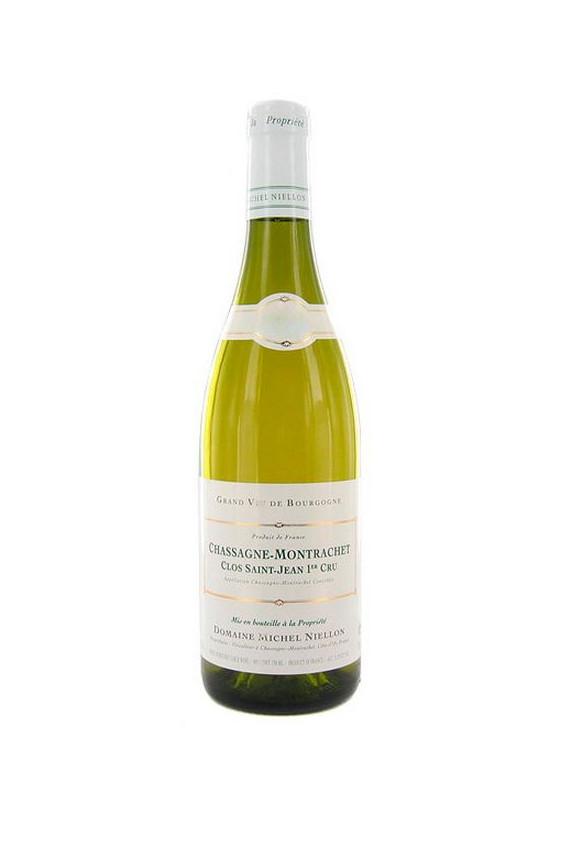Niellon Chassagne Montrachet 1er cru Clos Saint Jean 1996